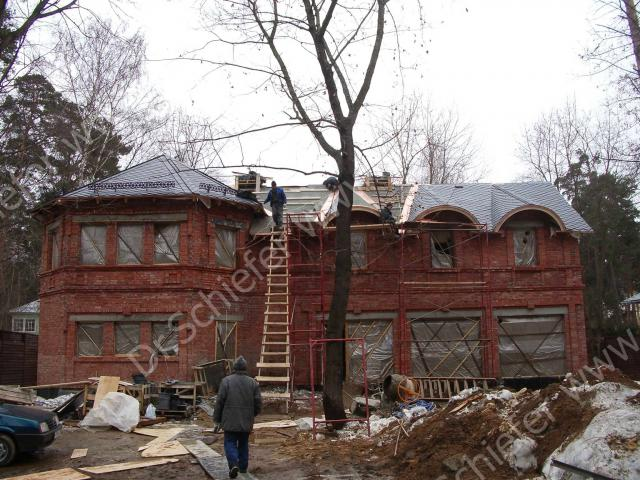 Универсальная (богеншнит) кладка в Москве фото №4